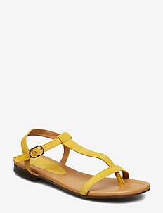 SANDALS - YELLOW 1795 SUEDE 55