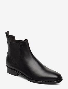 Boots 77400 - chelsea boots - black calf 80