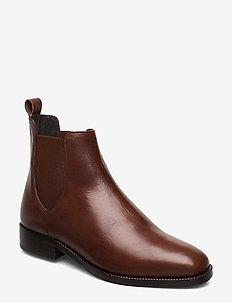 Boots 77400 - chelsea boots - cognac tomcat 65