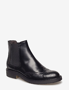 BOOTS - chelsea boots - black polido 30