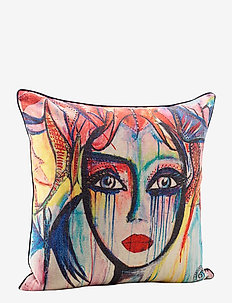 Pillow case Slice of life 50x50 cm - tyynyliinat - multi colour
