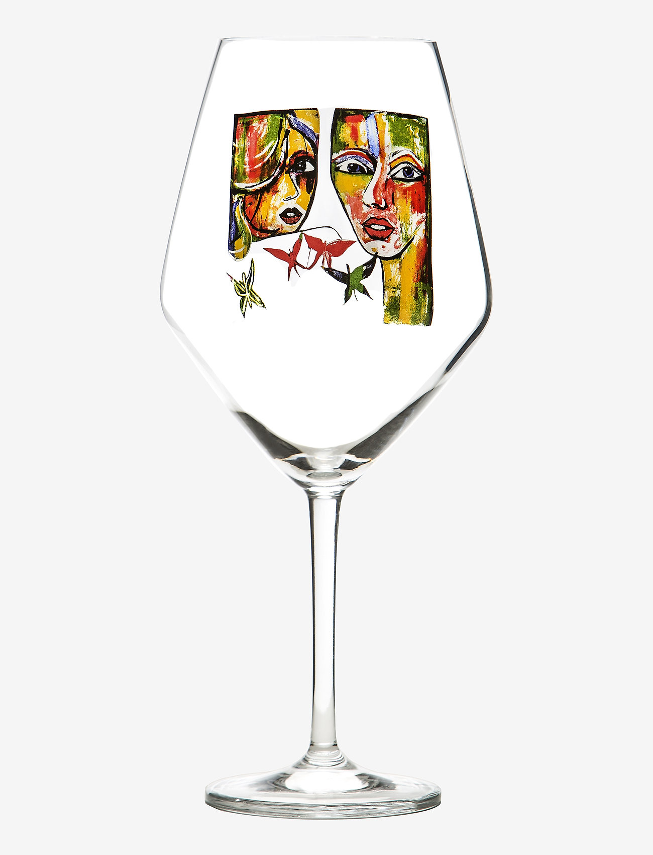 Carolina Gynning - In Love - vinglass - clear with decal - 0