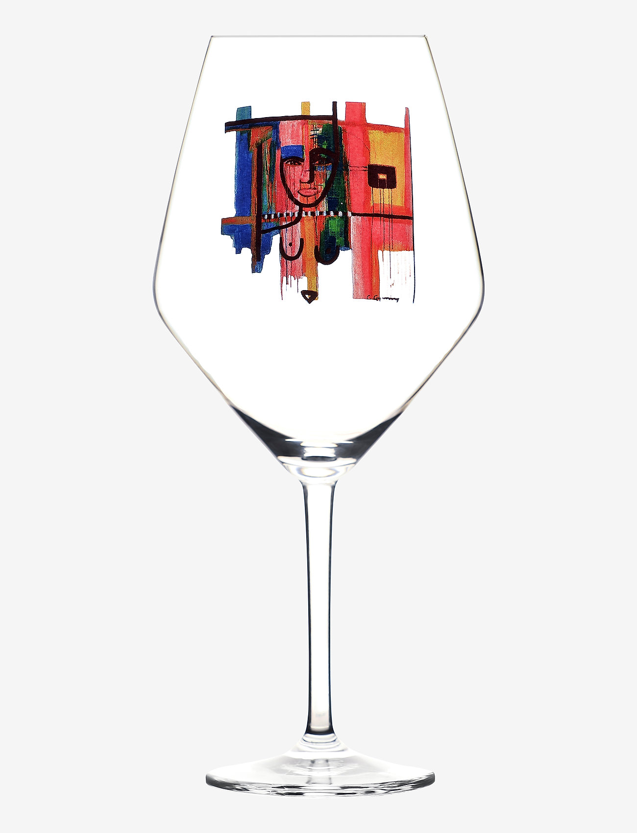Carolina Gynning - In between Worlds - vinglass - clear with decal - 0