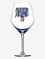 Carolina Gynning - Feeling Magic - vinglass - clear with decal - 0
