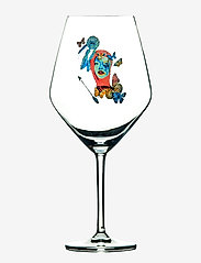Carolina Gynning - In to the Future - vinglass - clear with decal - 0