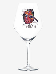 Carolina Gynning - Love Me - vinglass - clear with decal - 0