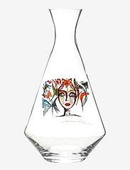 Carolina Gynning - Slice of Life - viinikarahvit - clear with decal - 0