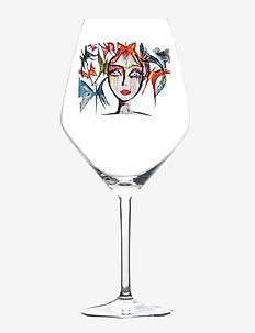 Slice of Life - vinglass - clear with decal