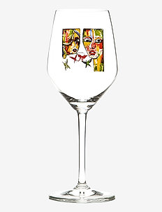 In Love - vinglass - clear with decal