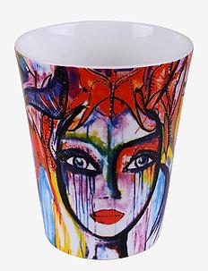 Slice of Life - kaffekopper - multi colored
