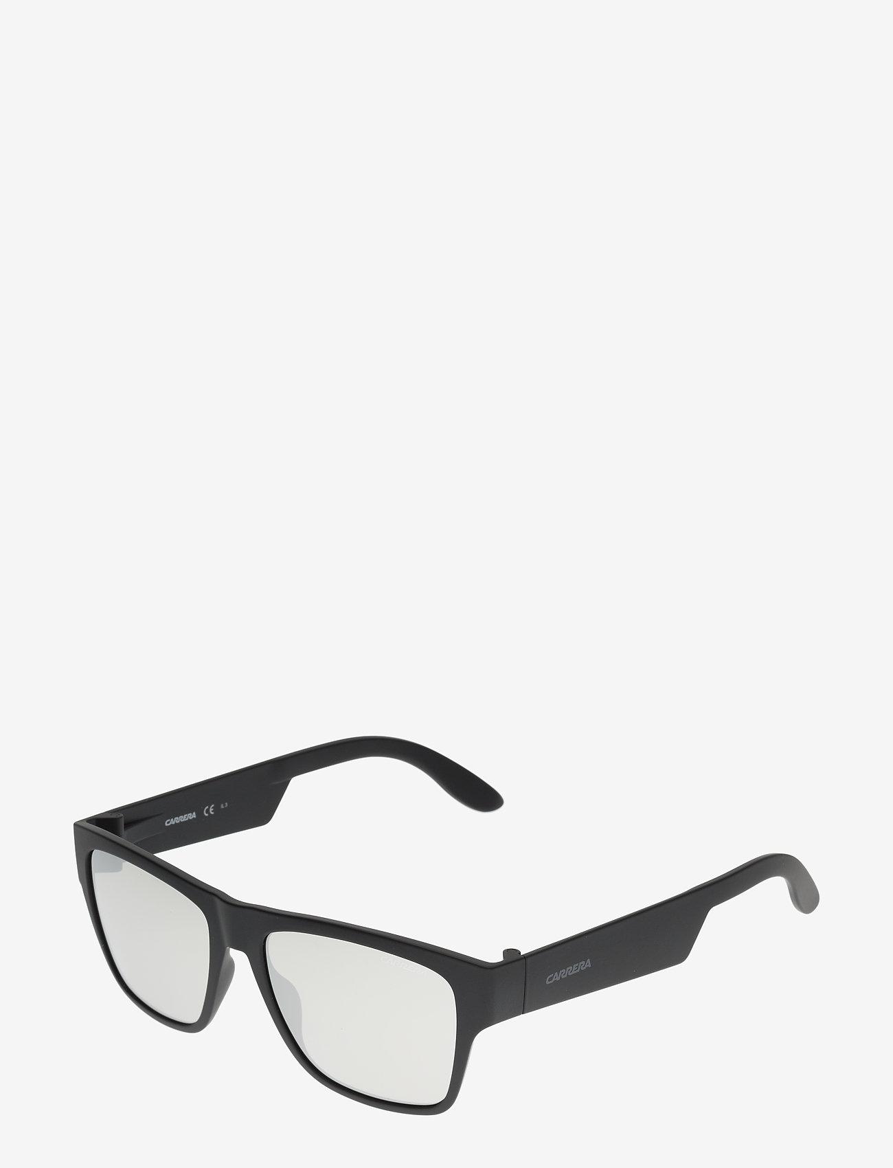 Carrera - CARRERA 5002/ST - okulary przeciwsłoneczne w kształcie litery d - mtt black grey - 1