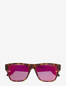 CARRERA 5002/ST - okulary przeciwsłoneczne w kształcie litery d - havana