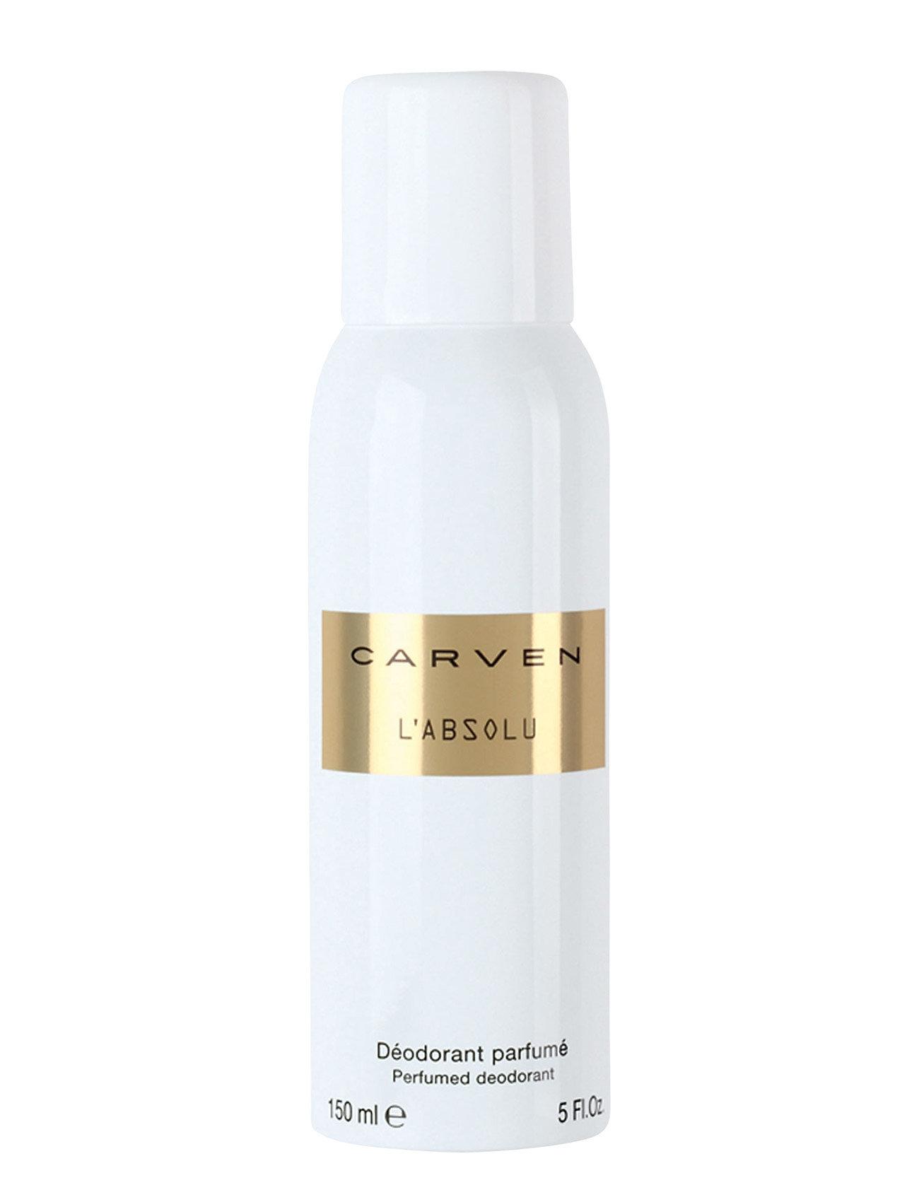 Carven L'Absolu Perfumed Déodorant Natural Spray 150mL - CLEAR