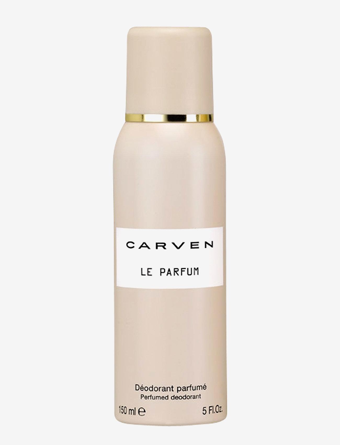 Carven - Le Parfum Perfumed Déodorant Natural Spray 150mL - deo suihke - clear - 0