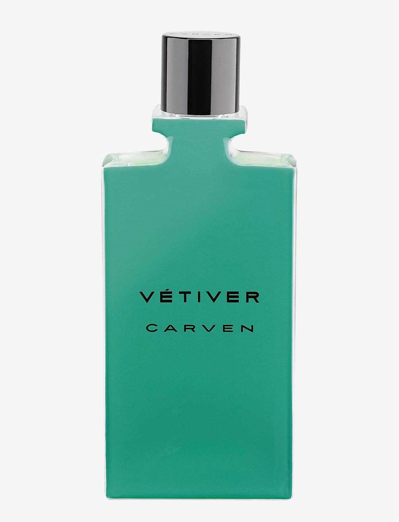 Carven - Vetiver EDT Spray 50mL - eau de toilette - clear
