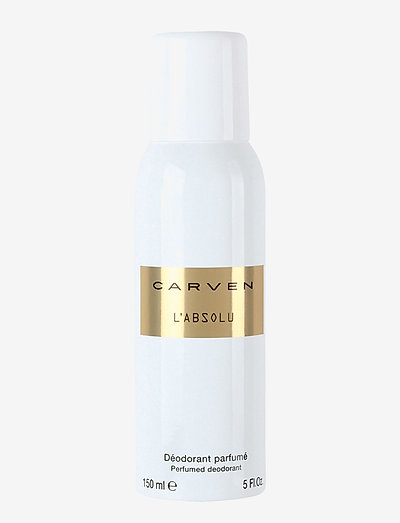 L'Absolu Perfumed Déodorant Natural Spray 150mL - deospray - clear