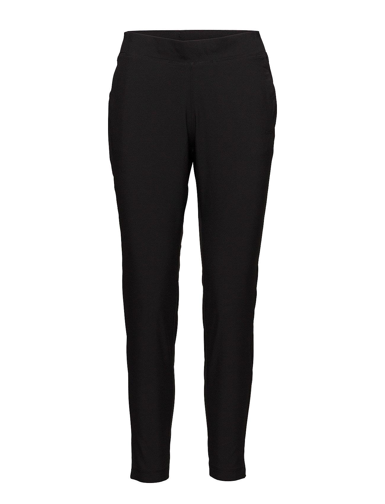 Casall Slim woven pants - BLACK