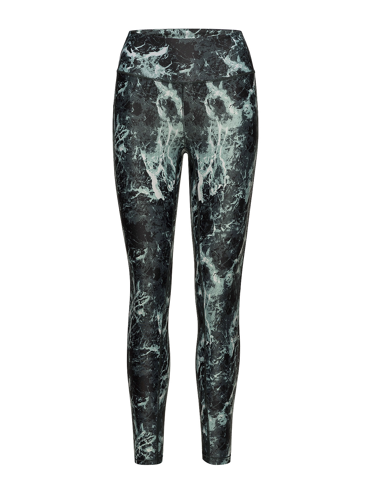 Casall Stone print 7/8 tights - STONE