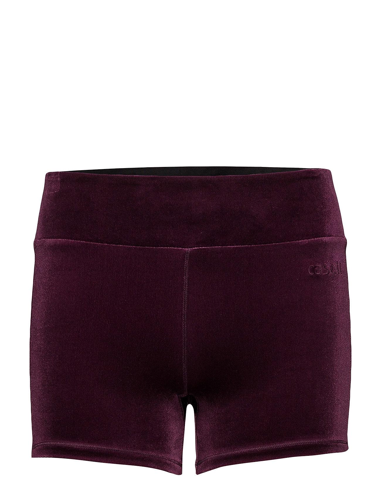 Casall Velvet hotpants Shorts