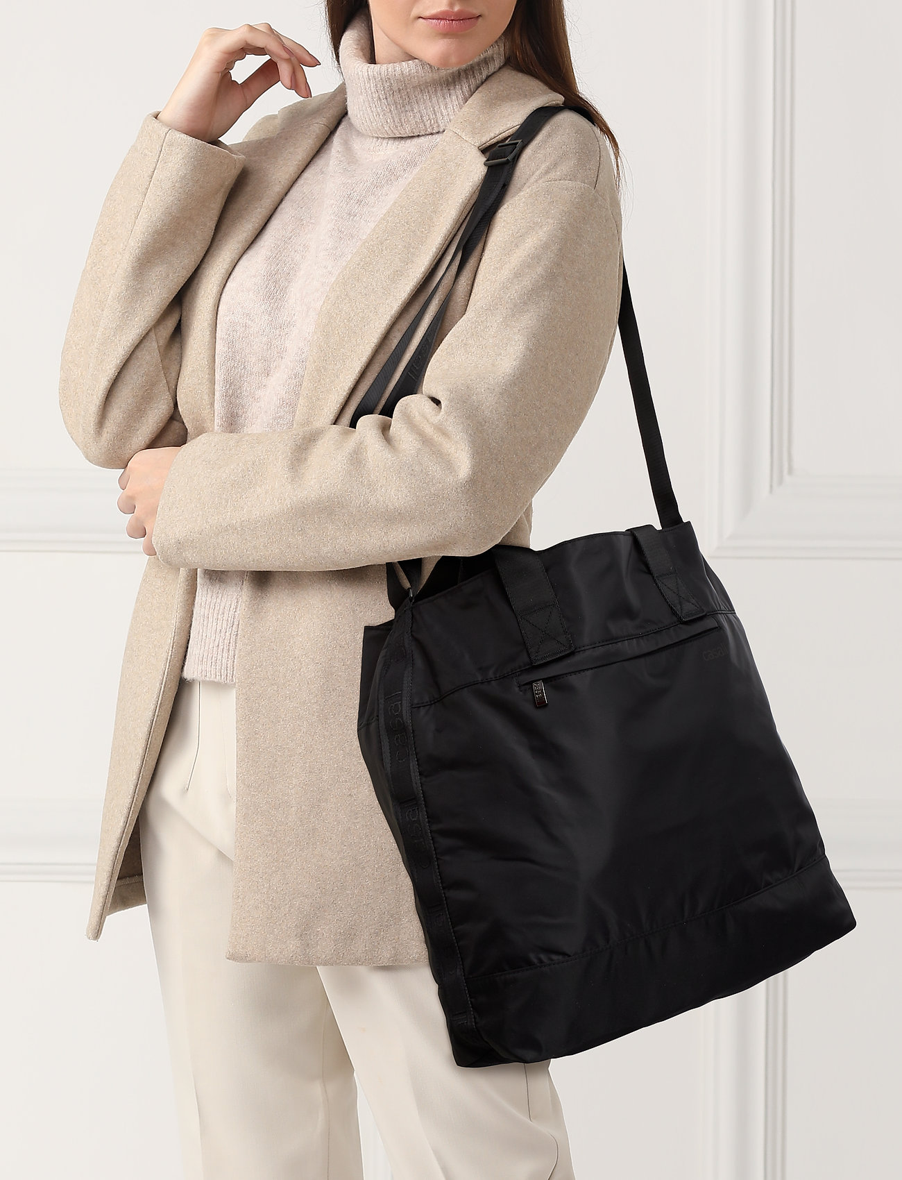 Casall Tote bag - BLACK