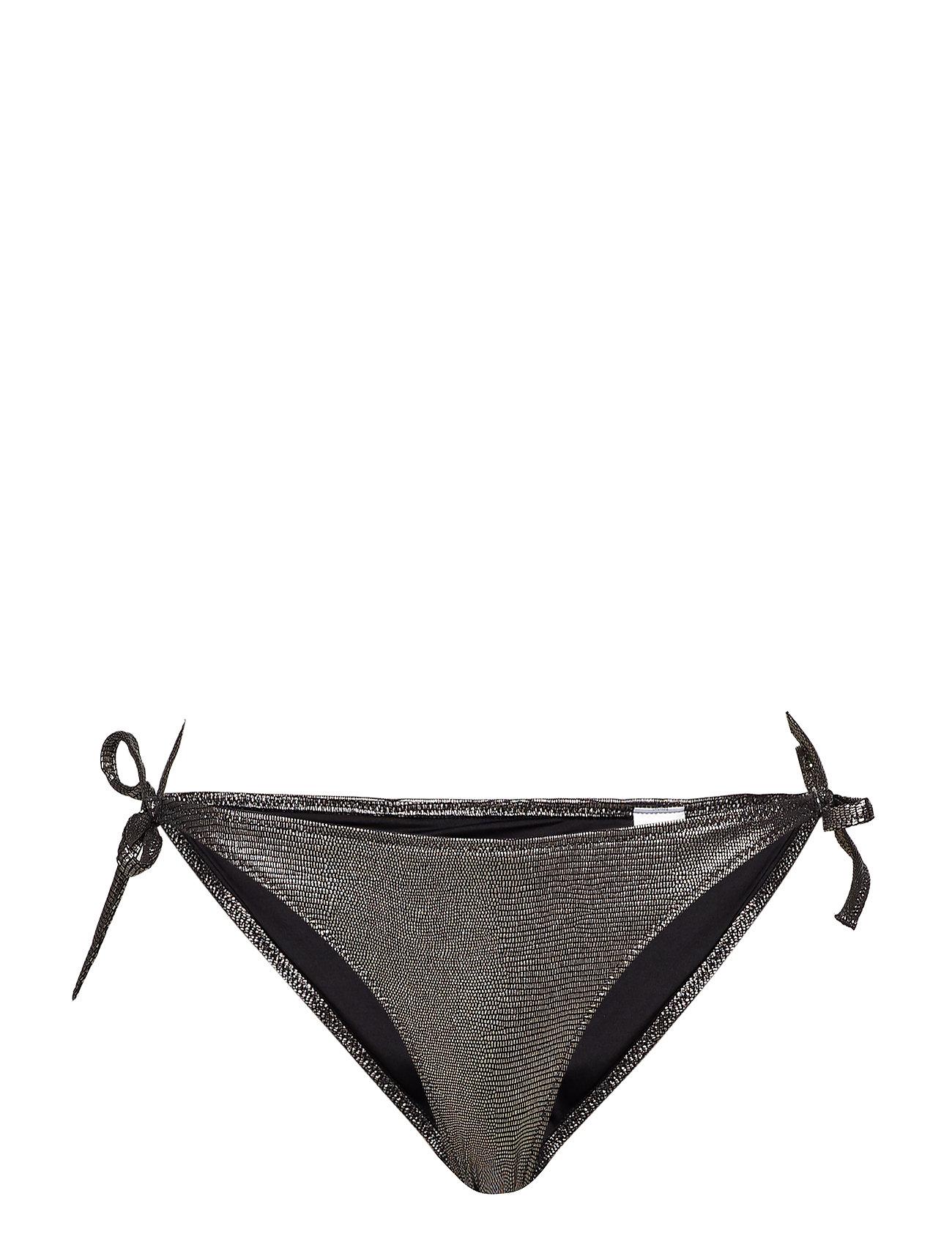 Casall Heritage Metallic Bikini Tanga - SHIMMER SKIN