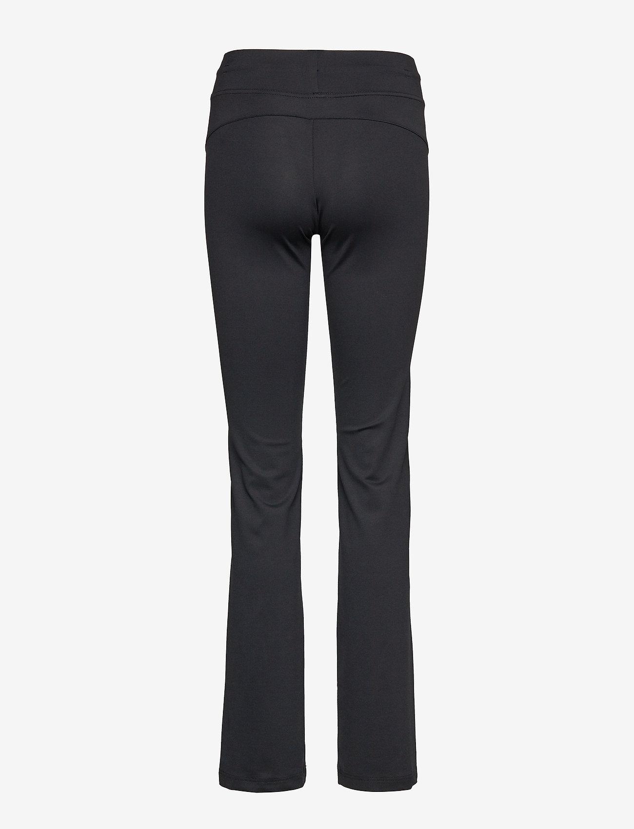Casall - Essential training pants - treniņu bikses - black - 1