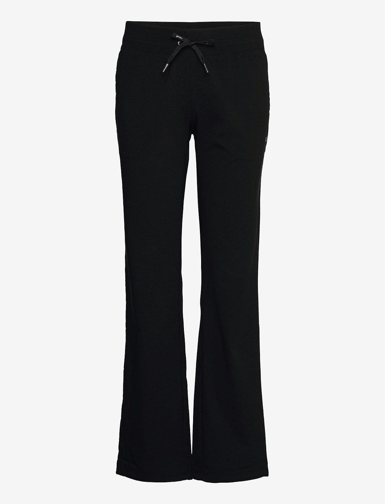 Casall - Essential Flex pants - sportbroeken - black - 0