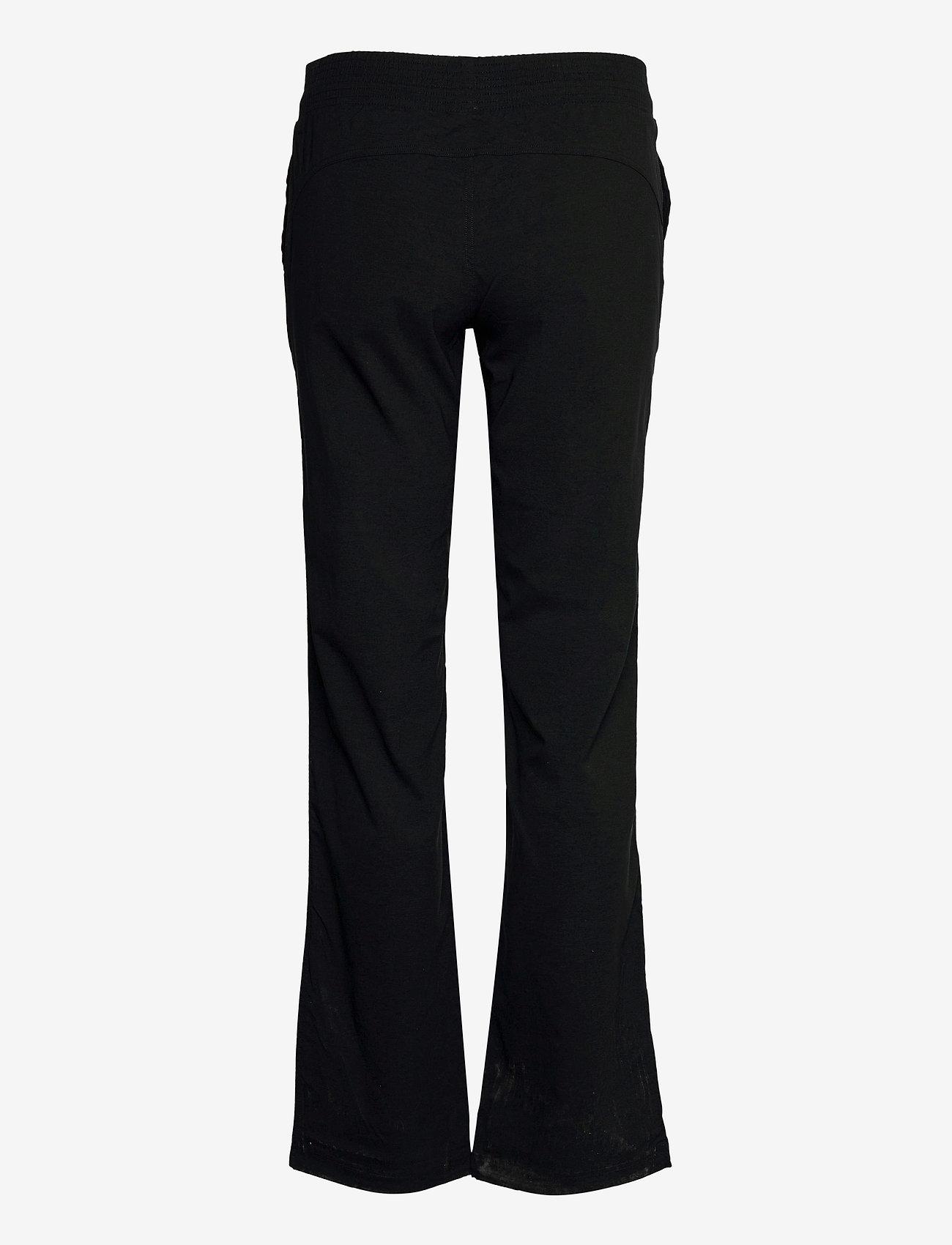 Casall - Essential Flex pants - sportbroeken - black - 1