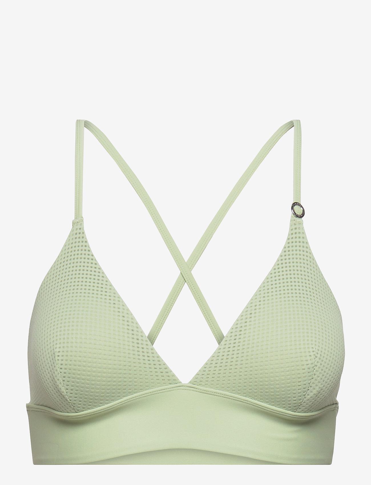 Casall - Iconic Bikini Top - góry strojów kąpielowych - calming green - 0