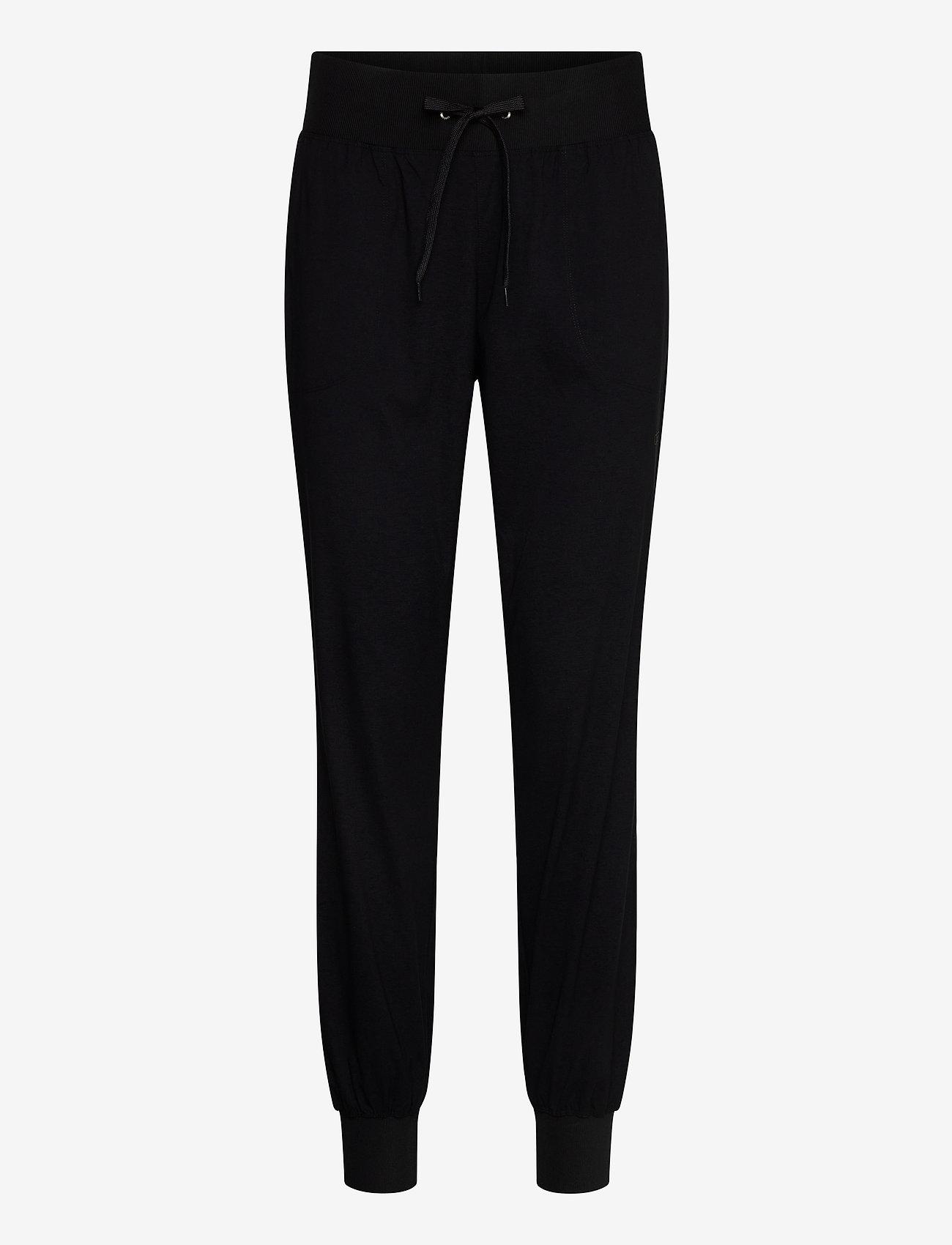 Casall - Comfort Pants - træningsbukser - black - 0