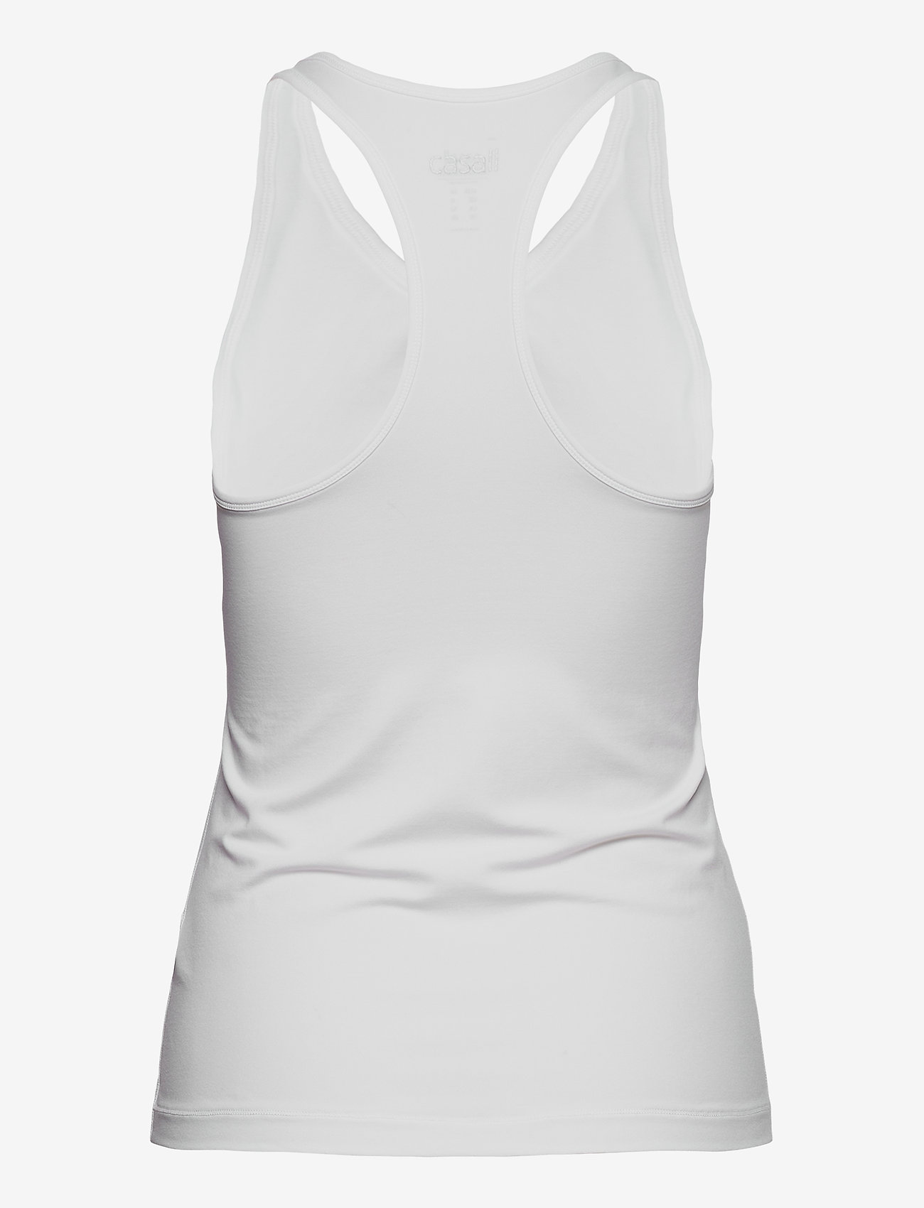 Casall - Essential Racerback - topjes - white - 1