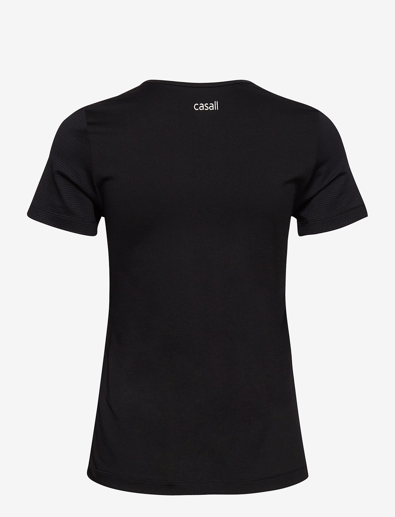 Casall - Iconic Tee - t-shirty - black - 1