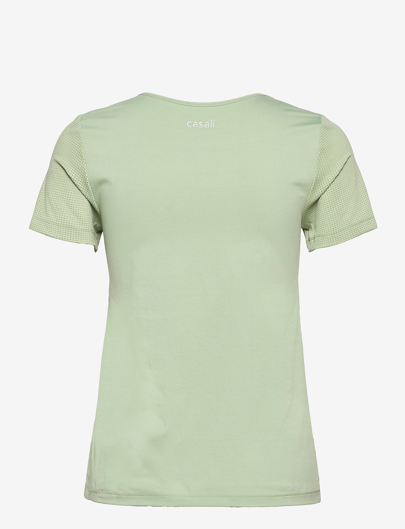 Casall - Iconic Tee - t-shirty - calming green - 1