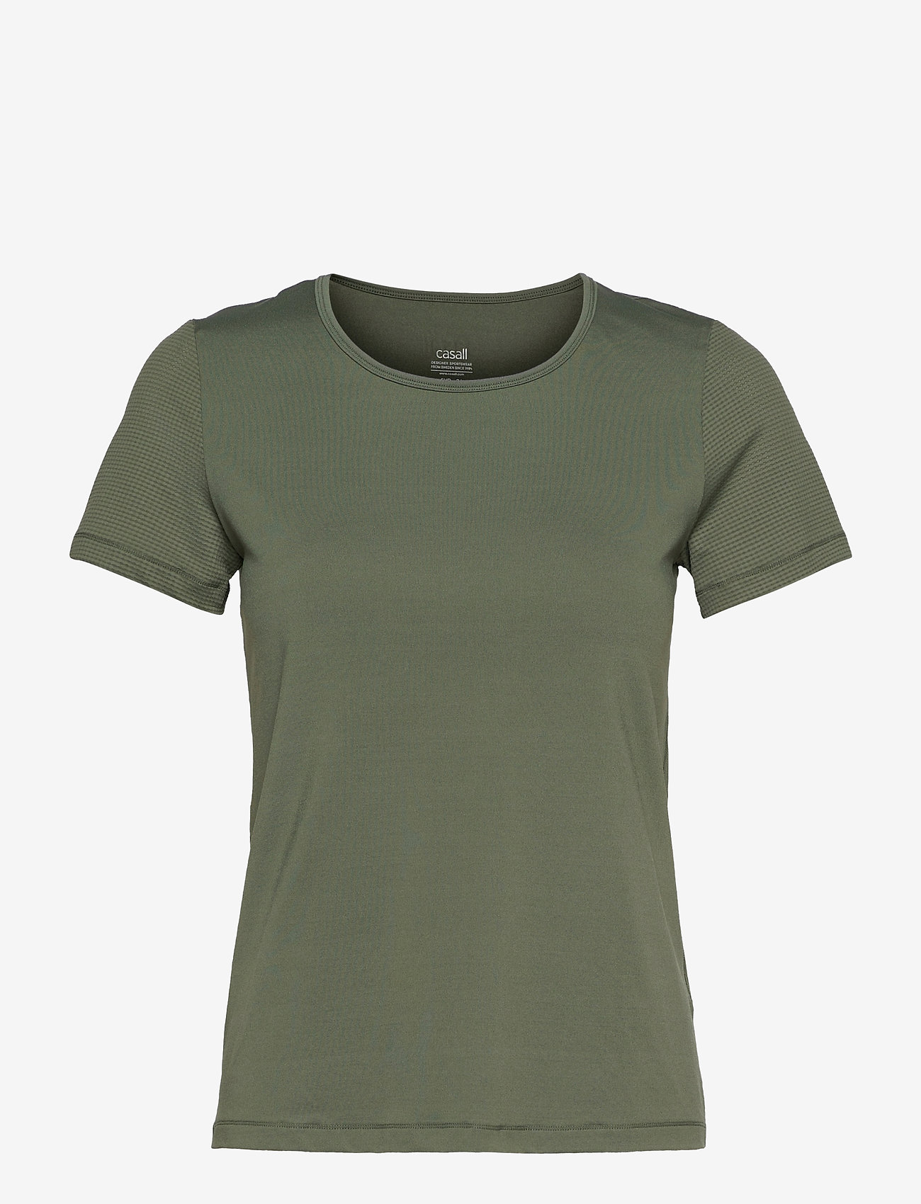 Casall - Iconic Tee - t-shirty - northern green - 0