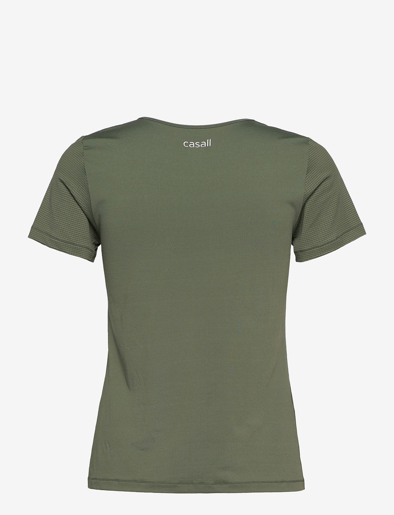 Casall - Iconic Tee - t-shirty - northern green - 1