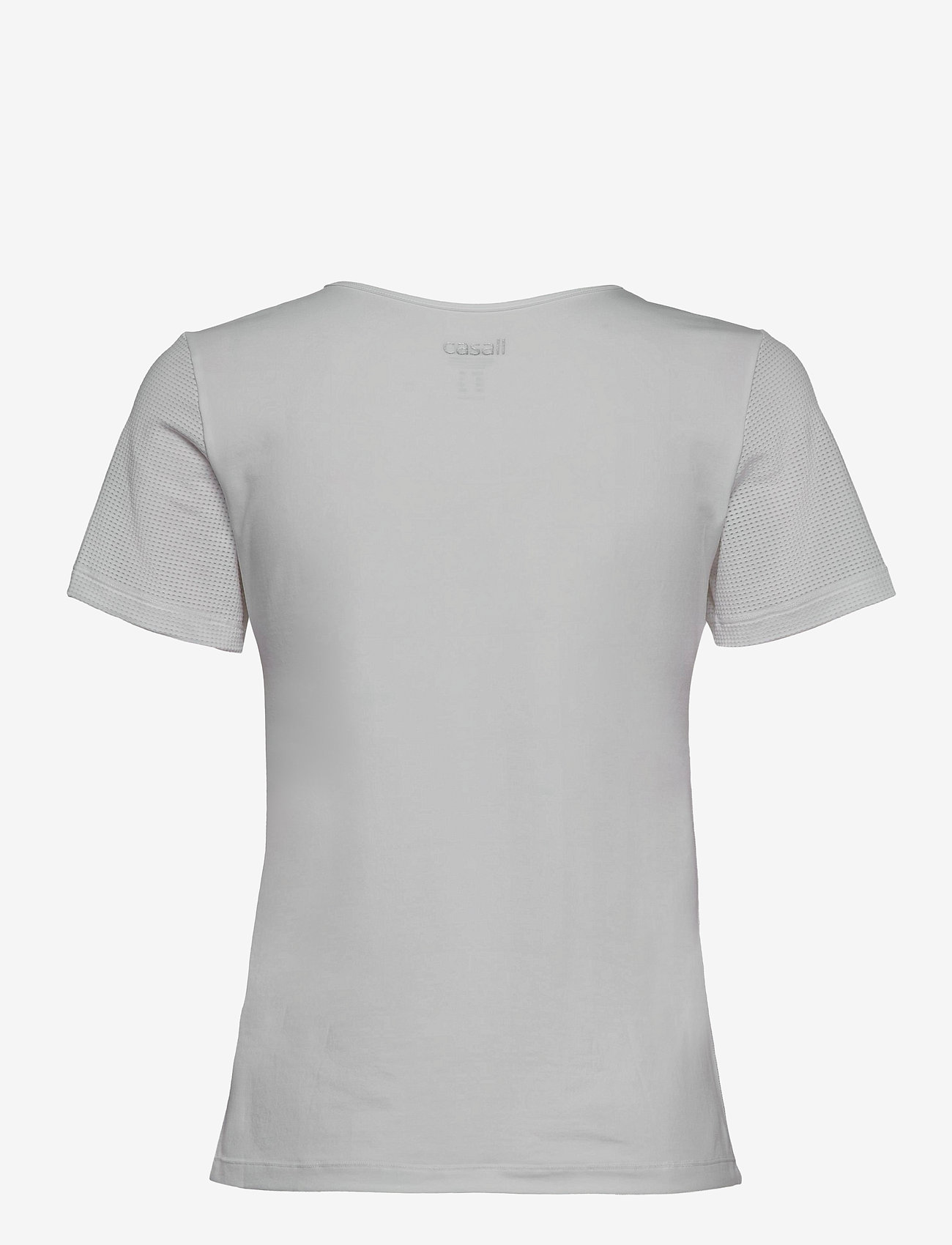 Casall - Iconic Tee - t-shirty - white - 1
