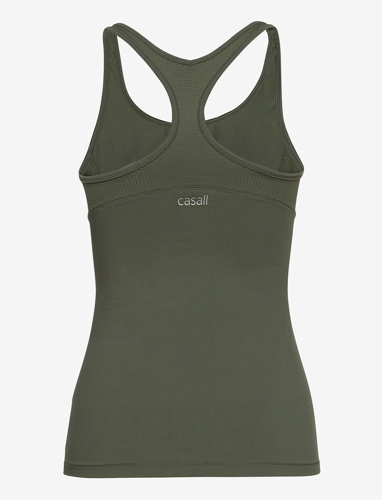 Casall - Iconic racerback - podkoszulki bez rękawów - northern green - 1