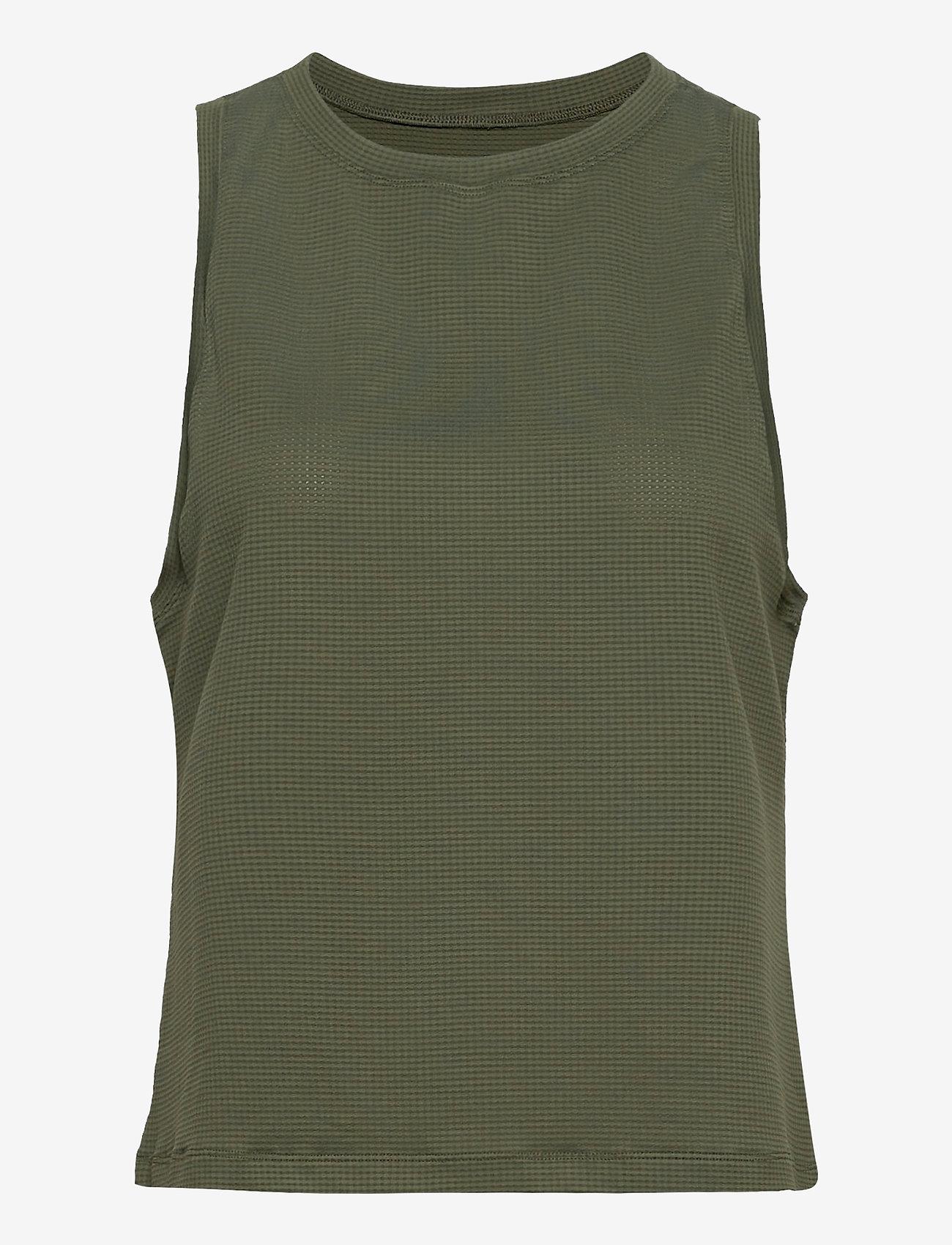 Casall - Iconic Loose Tank - podkoszulki bez rękawów - northern green - 0