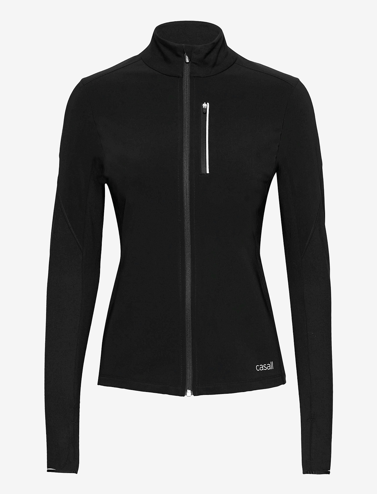 Casall - Windtherm Jacket - training jackets - black - 0