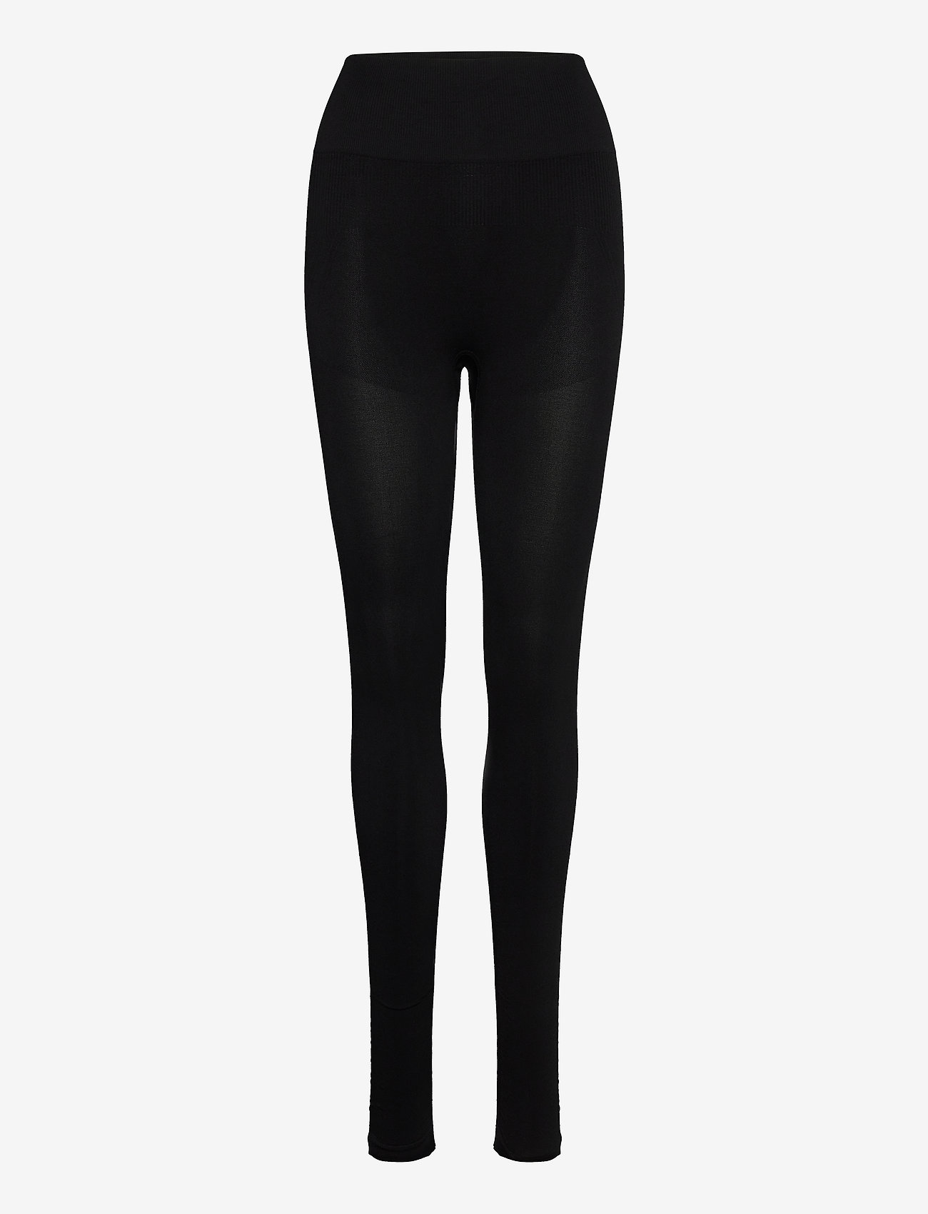 Casall - Classic Seamless Tights - running & training tights - black - 0