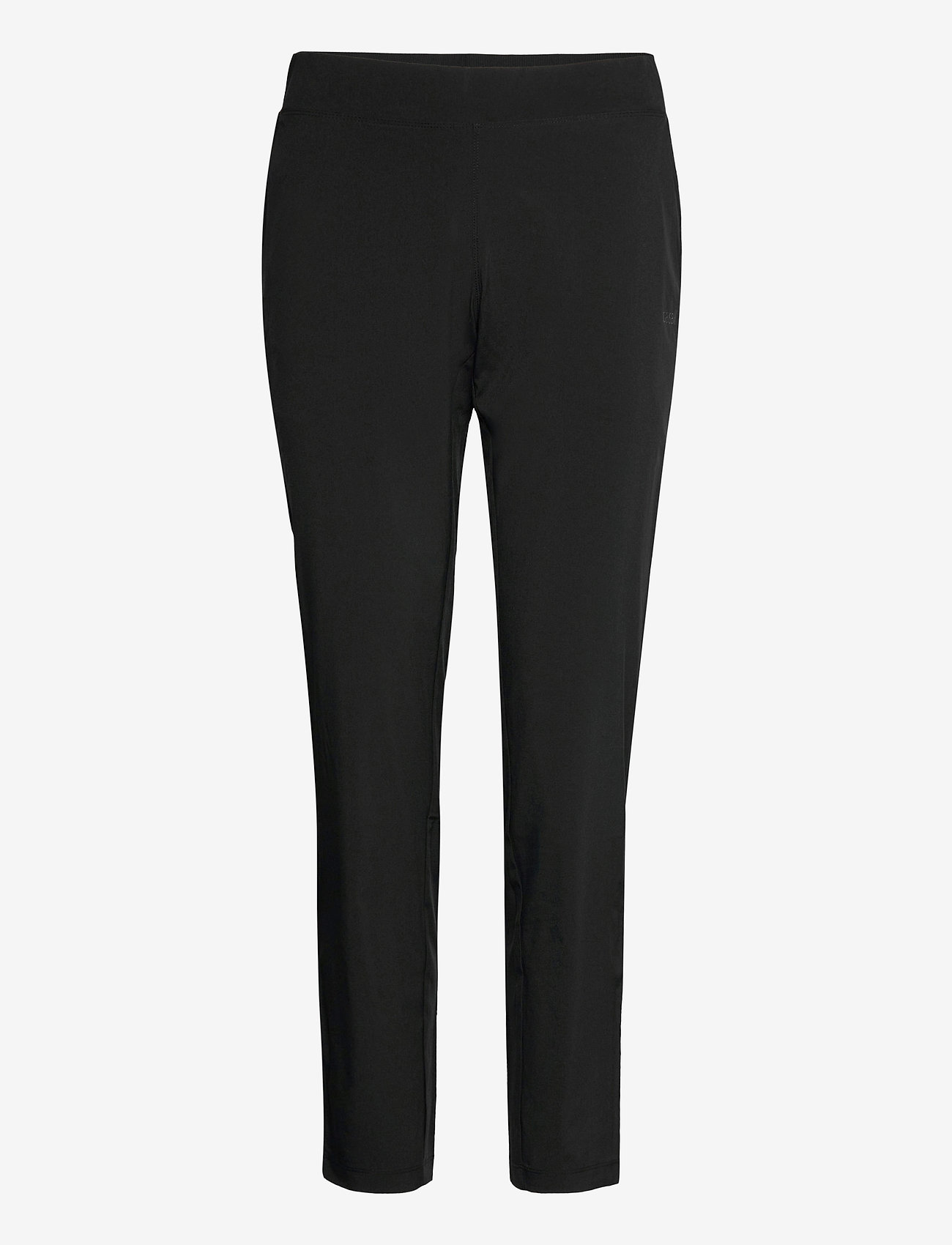 Casall - Essential Slim Woven Pants - sportbroeken - black - 0