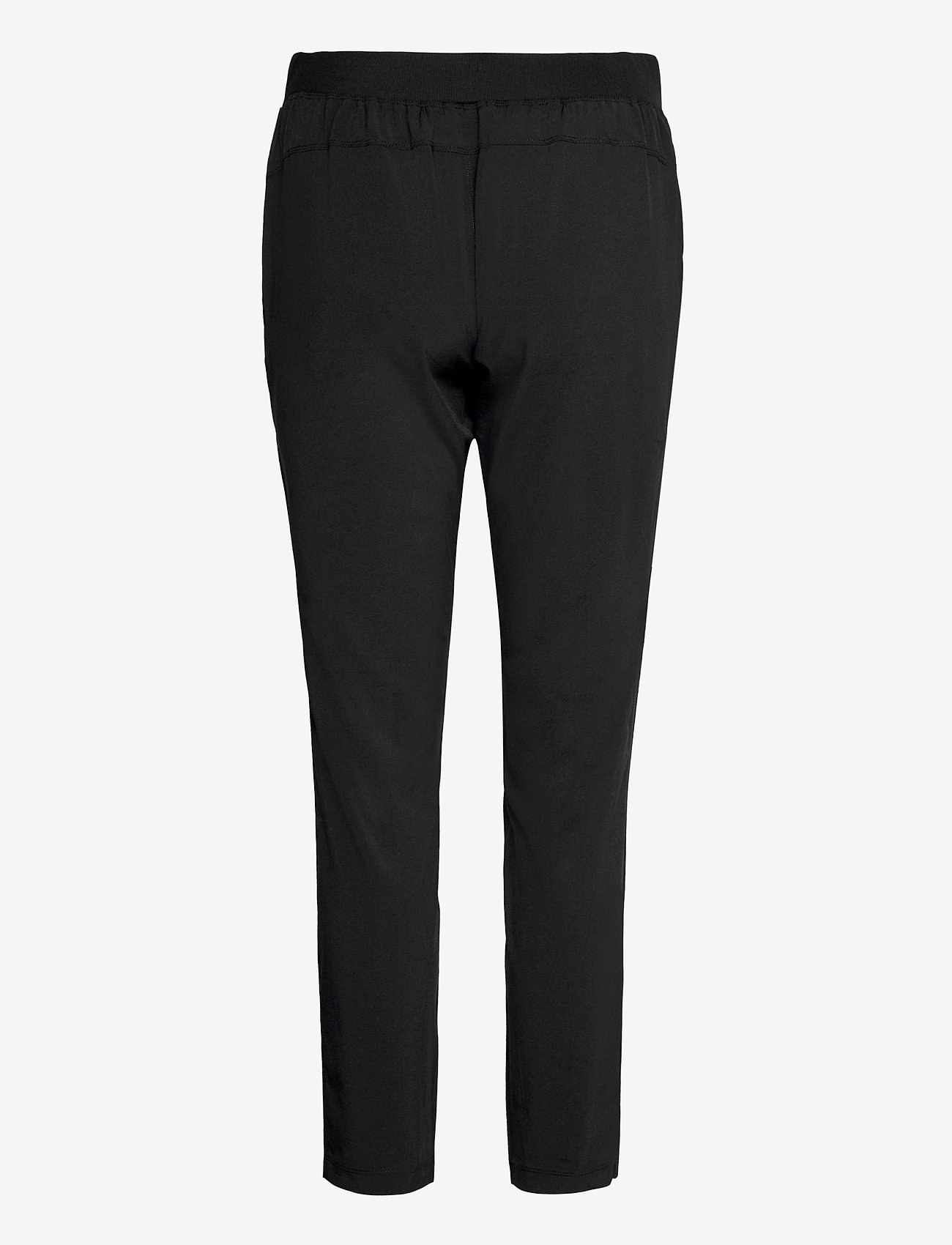 Casall - Essential Slim Woven Pants - sportbroeken - black - 1