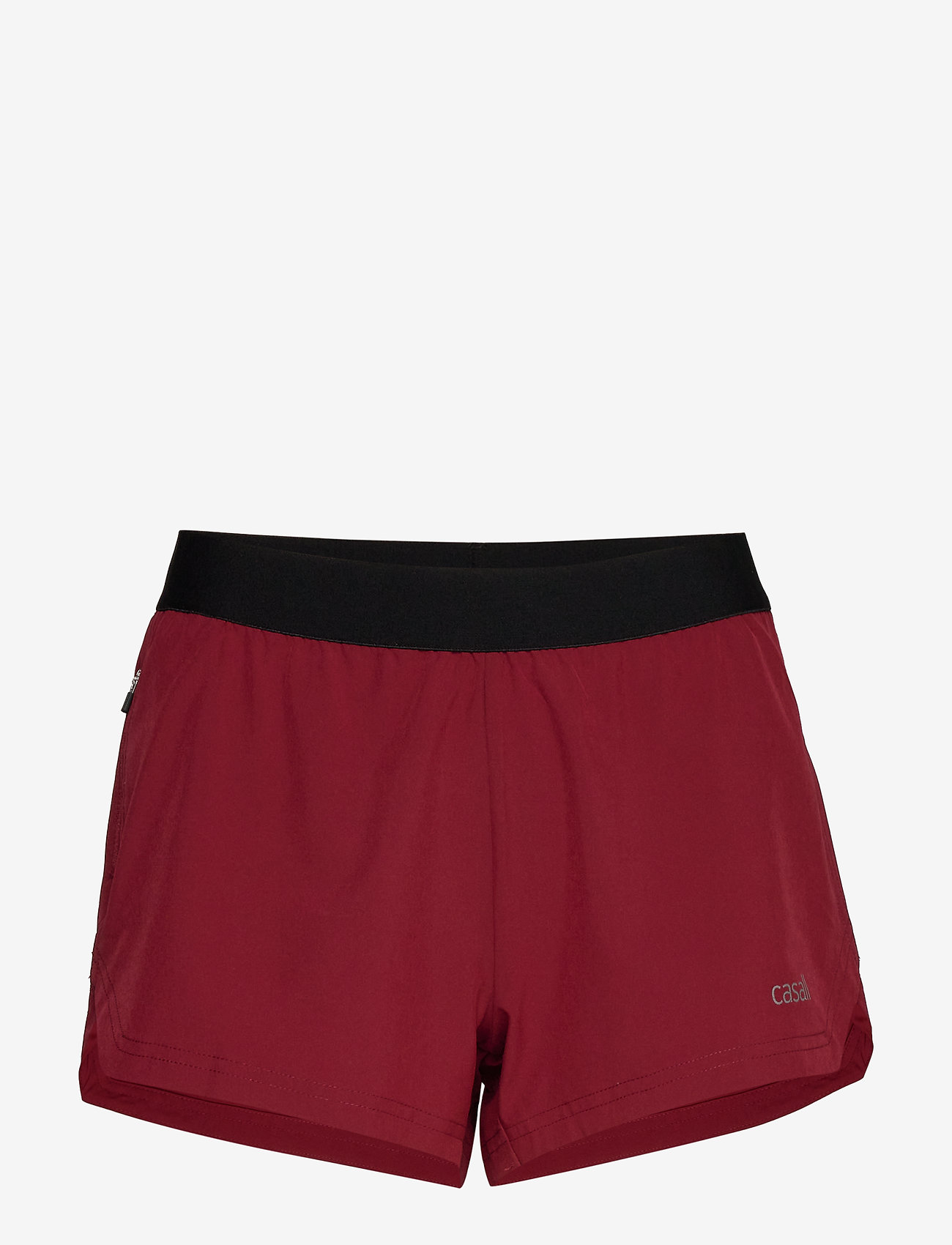 Casall - Light Woven Shorts - spodenki treningowe - moving red - 0