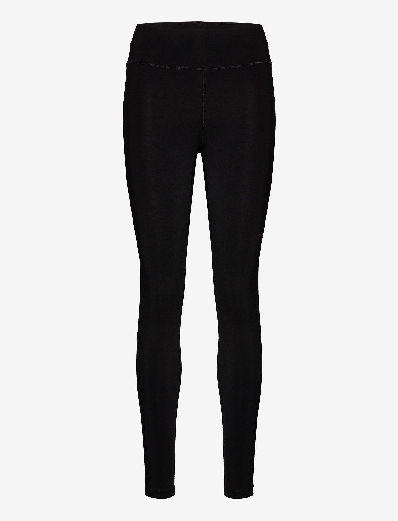 Casall - Essential 7/8 Tights - running & training tights - black - 0