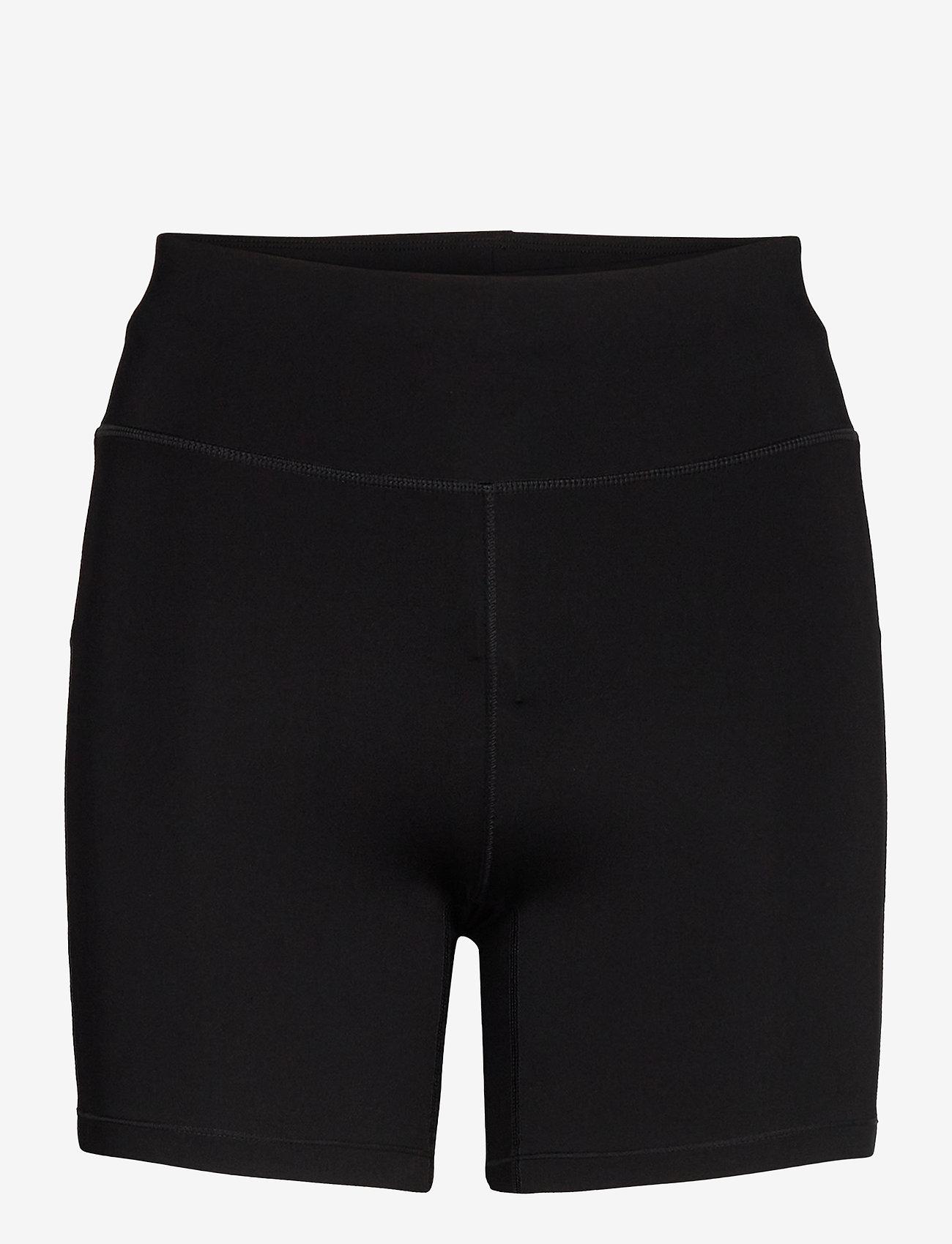 Casall - Essential Short Tights - spodenki treningowe - black - 0