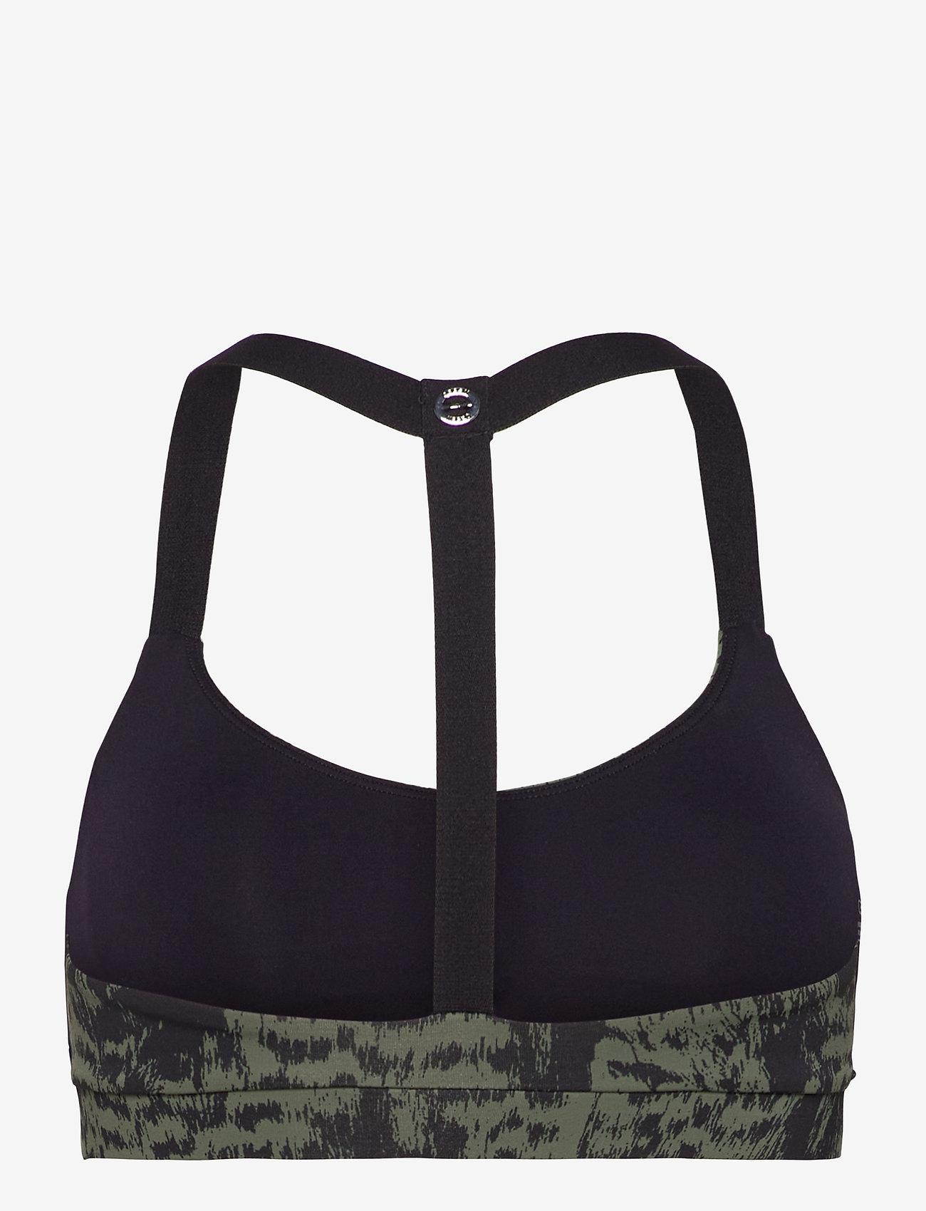 Casall - Bikini Sports Top - góry strojów kąpielowych - survive dk green - 1