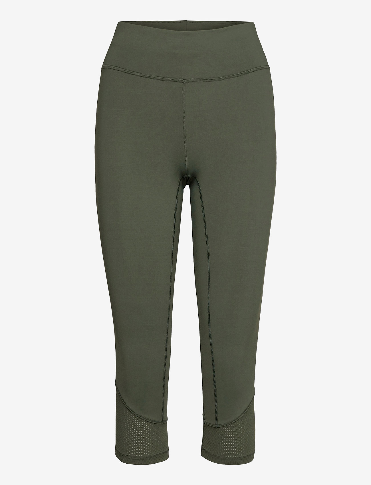 Casall - Iconic 3/4 Tights - running & training tights - northern green - 0