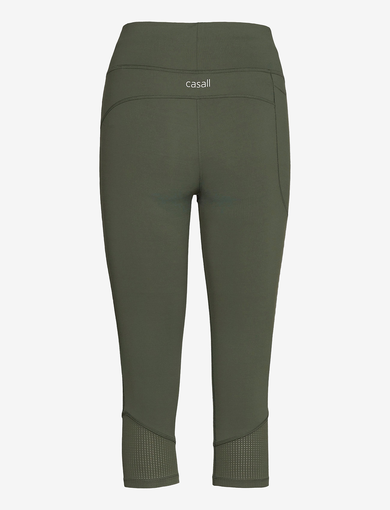 Casall - Iconic 3/4 Tights - running & training tights - northern green - 1