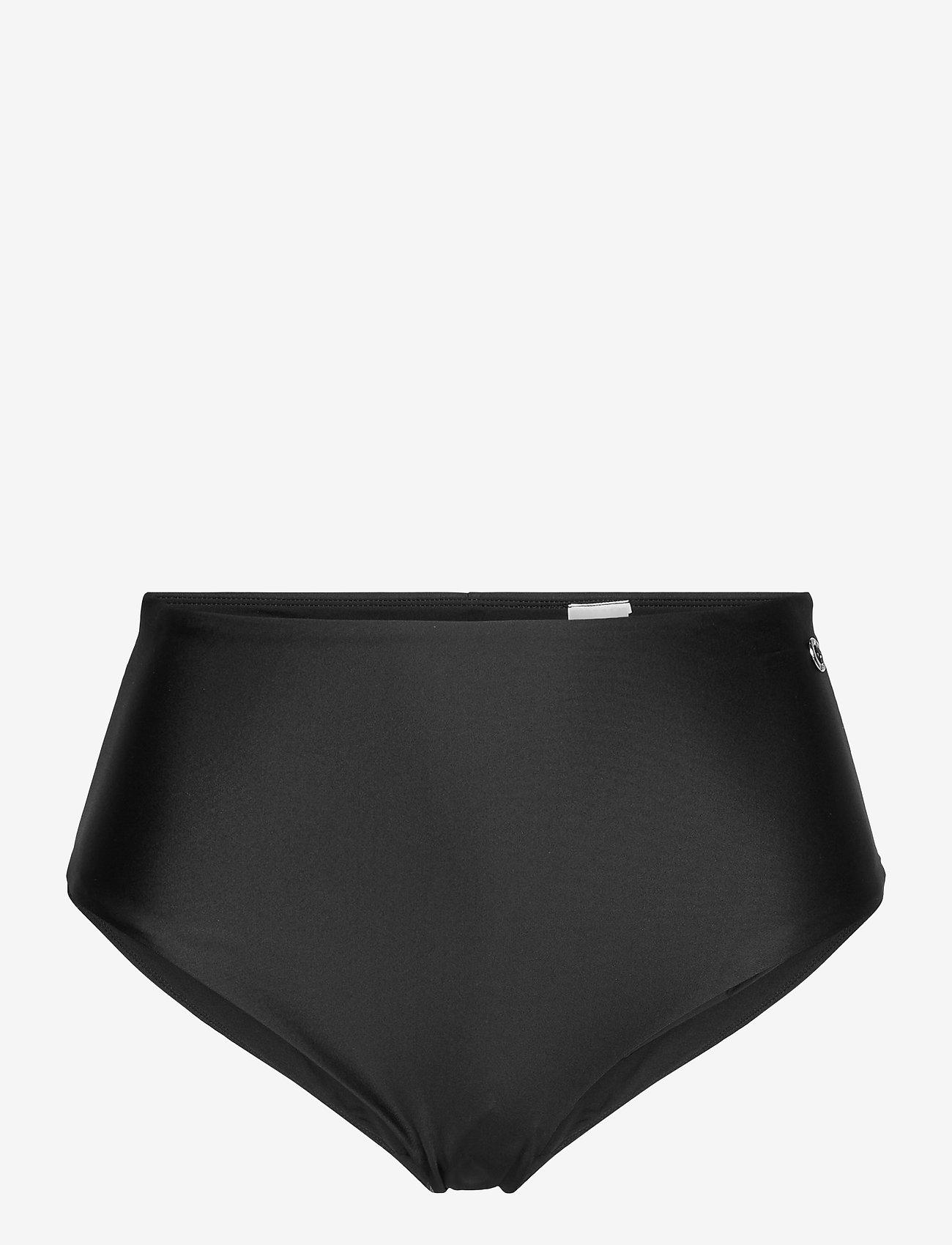 Casall - High Waist Bikini Hipster - doły strojów kąpielowych - black - 0