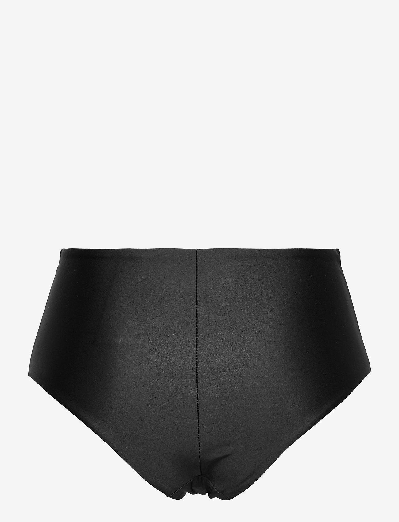 Casall - High Waist Bikini Hipster - doły strojów kąpielowych - black - 1